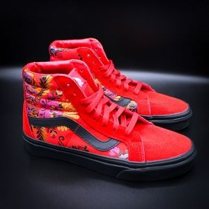 Vans Festival Chinese New Year Red Size 7 Women's